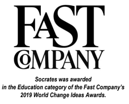 Socrates Honored in Fast Company's 2019 World Changing Ideas Awards